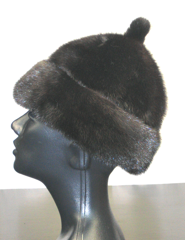 Dyed Added Ranch Mink Scully Hat
